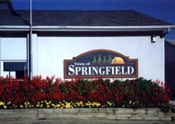 Springfield Sign