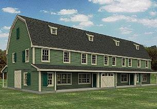 green barn harding