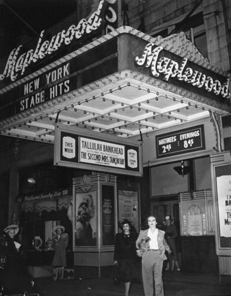 Maplewood movie theater