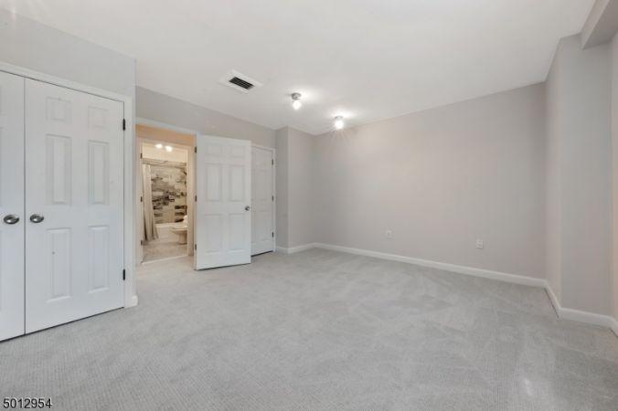 Bedroom into rear hall
