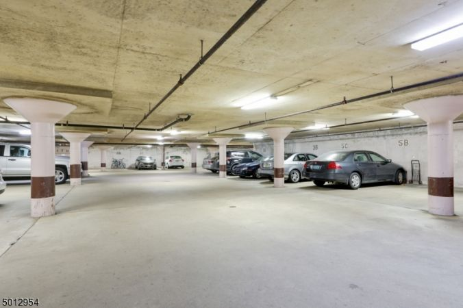 garaged parking for each unit