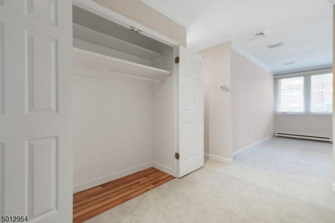Storage closet-HW fls in entry
