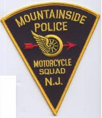 Mountainside Police Patch