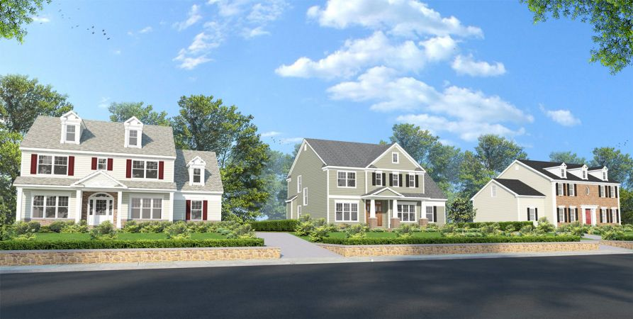 New Home Construction Enclave Summit NJ